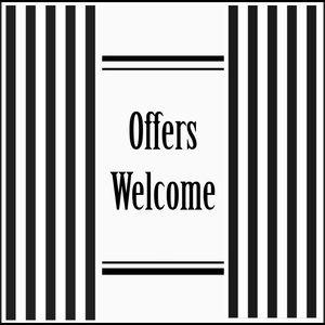 Reasonable Offers Always Welcome